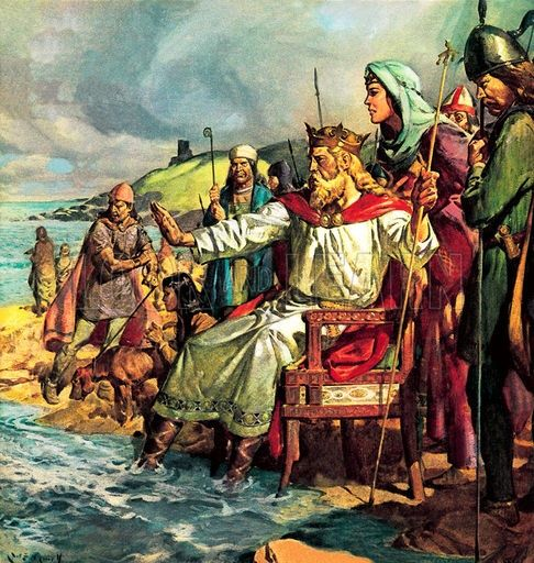 In the marriage debate, we are not like King Canute