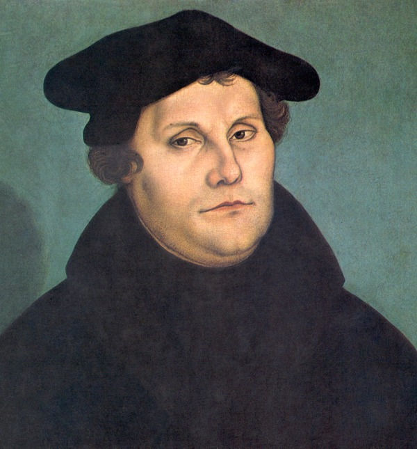 Reformation 500: Luther's 'discovery'