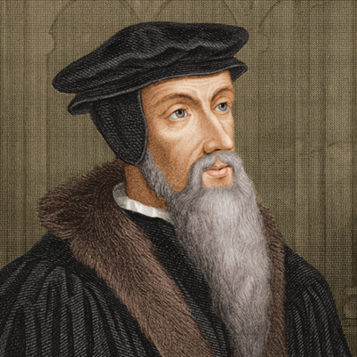 Reformation 500: Calvin on sanctification