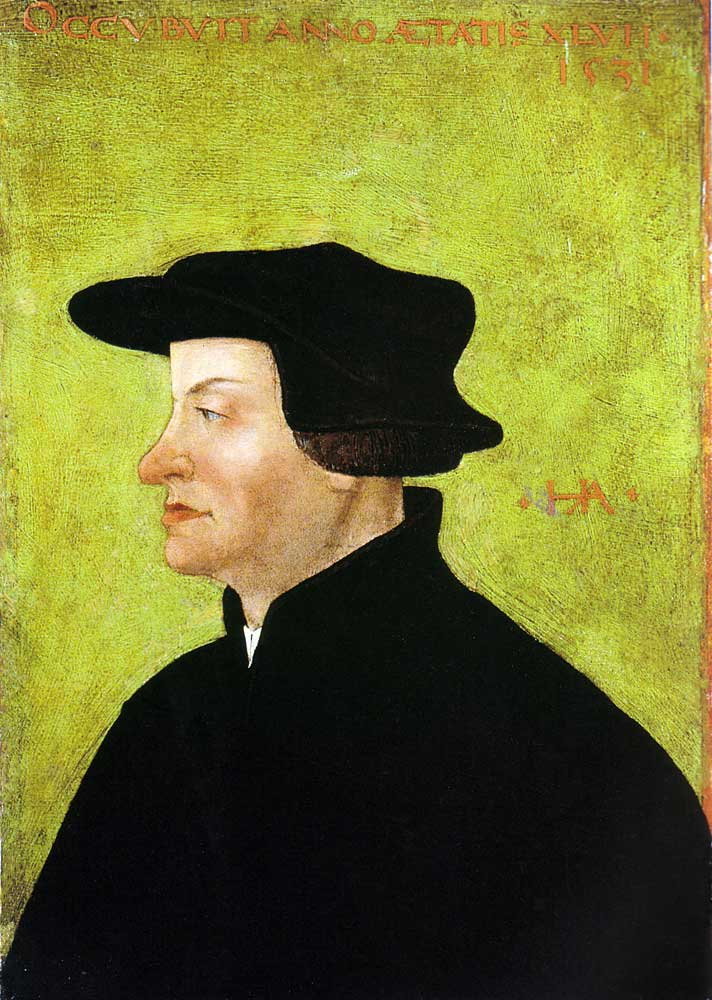 Reformation 500: Zwingli's turn to 'sola scriptura'